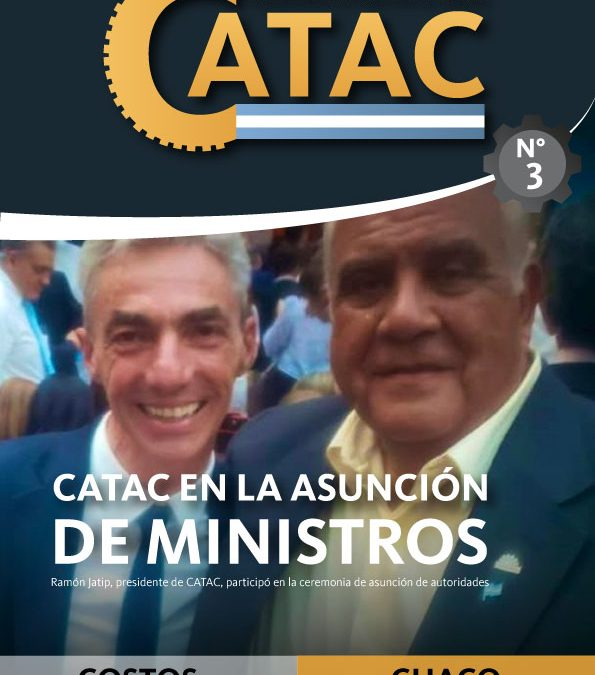 REVISTA CATAC N° 3